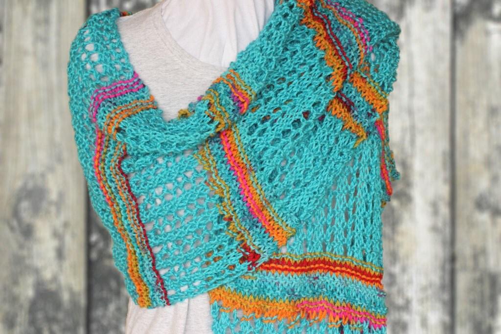 Knit Prayer Shawl Patterns : Knitting Pattern for Lace Shawl Prayer Shawl Patterns Garter