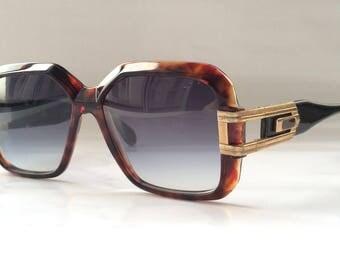 80s Vintage Old School Hip Hop Big Square Sunglasses