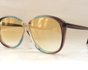 80s Vintage German Köln Optik Berry Sunglasses