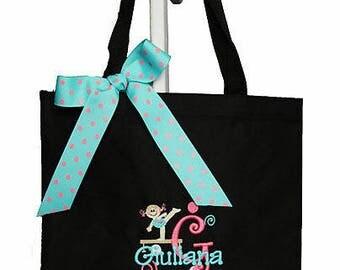 Gymnastics Bag, Personalized Gymnastics Bag, Custom Gymnastics Bag