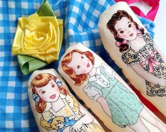Dolls, doll set, little girls toy set, cute toys, birthday girl, toys, handmade toys, soft doll, little dolls, soft doll, travel toys, dolls