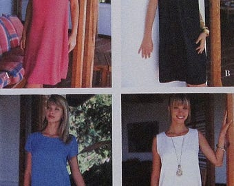 Dress Sewing Pattern UNCUT Simplicity 9591 Sizes 6-16