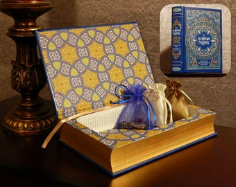 Hollow Books Safe - The Arabian Nights - Secret Book Safe