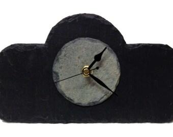 Slate Mantel clock