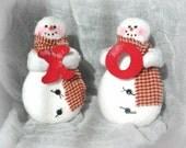 Valentines Day decoration | Wedding centerpiece | Valentines day gift | Snowmen decorations | Hugs and kisses | Valentines | Snowman