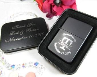 Boyfriend Gift Ideas, Husband Gift Ideas, Anniversary Gift, Custom Birthday Gift, Christmas, Father's Day, Valentines, Lighter Last Initial