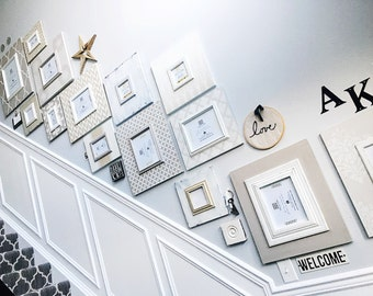 Neutral Stairwell Gallery