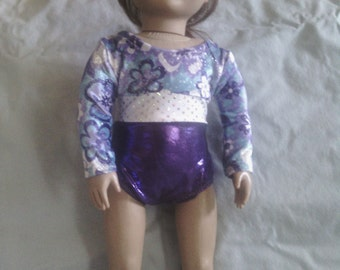 Leotard for 18 inch doll
