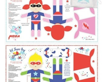 Lil Super Hero Towel Set