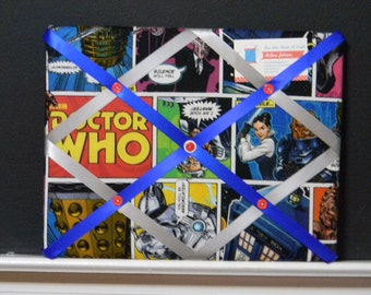 11 x 14 Doctor Who Memory Board