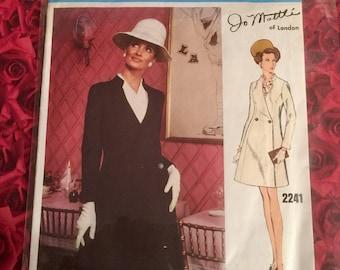 60's Vogue Designer Jo Mattli