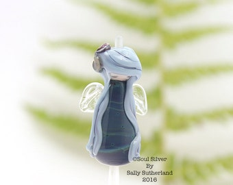 Mini Woodland Fairy - Doll Bead