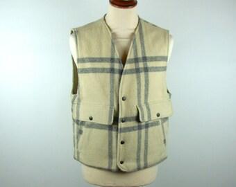 Heritage Vest by Woolrich, Reversible Vest, Medium