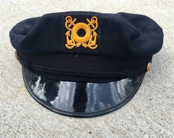 Vintage HanKraft Costume Hat - The Yachtsman