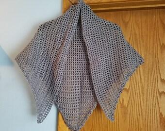 Handmade Crochet Misses Ladies Evening Shawl Wrap Cowl