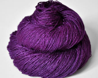 Poisoned by love - Tussah Silk Lace Yarn