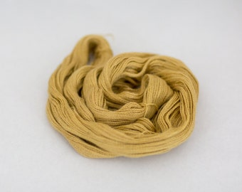 Naturally Dyed Yarn - Baby Alpaca & Silk Lace