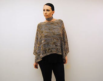 SOVEREIGN Knitting Pattern PDF DK Weight Shawl