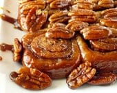 Caramel Sticky Buns Scented Products Shower Gel, Whipped Body Butter, Lotion, Body Spray, Bath Soak, Shampoo or Conditioner