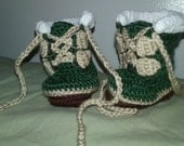 Sorel Pacs Style Baby Booties
