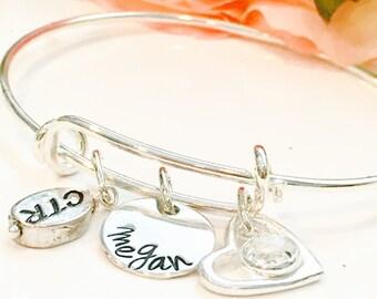 Ctr baptism bracelet-Baptism gift-LDS Baptism bracelet-LDS baptism gift-CTR Jewelry
