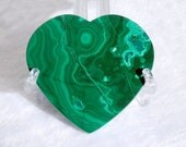 Malachite Heart Stone   Malachite Stone   Malachite Crystal   Green Heart Stone   buy Malachite   Malachite Stone Properties   Gift for Him