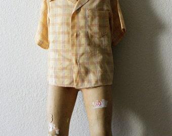 Mannequin Male Child 1940s