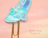 Princess Glass Slipper Planner Clip Paperclip