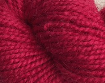 Rauma Ryegarn Whipping Yarn #539 Deep Watermelon