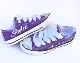 Flower Girl Converse Choose Your Color