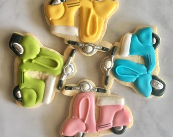 Go Go Scooter Cookie Collection