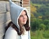 Pixie Hat PDF PATTERN - Ladies & Teen Size