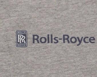vintage Rolls Royce ringer t shirt
