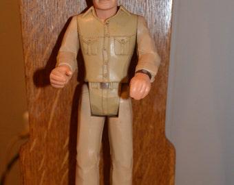 Vintage Tonka Big Duke Roughneck Plastic Doll, 1979