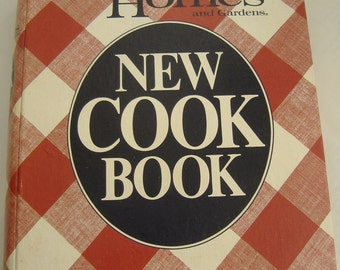 Better Homes and Gardens New Cook Book, 1982, Spiral Bound