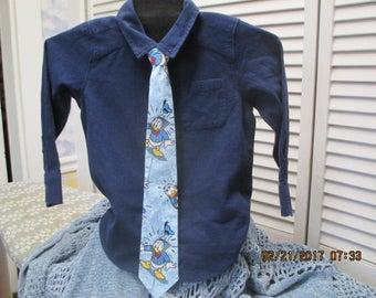 Donald Duck Necktie