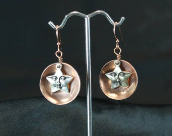 Copper nested Stars