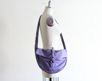 Vintage Leather Brio Bag / Hobo Bag / Modern