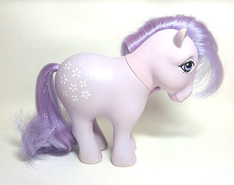 My Little Pony Blossom G1 1982 Vintage