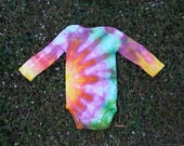 6-12 Month - Ice Dyed Onesie