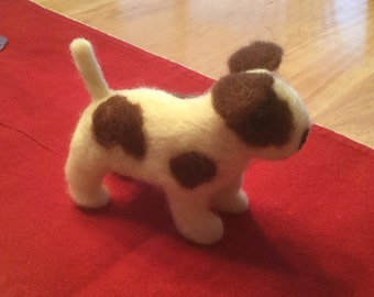 Felted Puppy