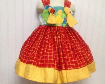 Sesame Street Girls Dress 2t