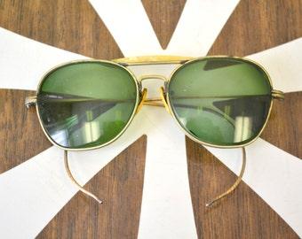 1940s Aviator Sunglasses
