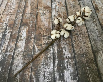 Cotton stems. Cotton Stem Cotton Stems Cotton Spray Rustic Farmhouse Cotton Decor 1 Rustic Wedding Natural Tall Cotton Stems 29""