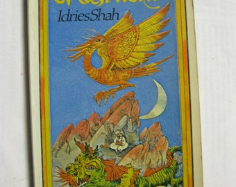 The Exploits of the Incomparable Mulla Nasrudin By Idries Shah A Book of Sufi Wisdom and Humor First Edition Used Paperback Good Condition