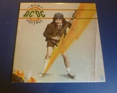 AC/DC High Voltage Vinyl Record ATCO sd 36 -142 1976