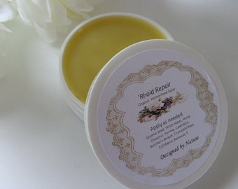 Rhoid Butter Balm, Natural, Fast Acting Balm, Hemorrhoids