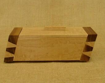 15 Degree Slanted Dovetail Box