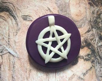 Pentagram Star flexible silicone mold