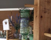 Lavender Design Humming bird feeder